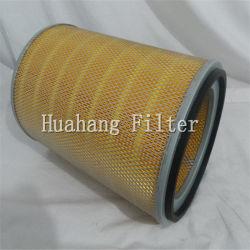 Faser-Filtereinsatz-Papierluftfilter der hölzernen Masse der Kompressor-/Gasturbine