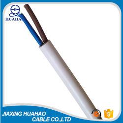 Conductor de cobre con aislamiento de PVC blanco Rvv Cable (3 X6.0mm2 3x10.0mm2)
