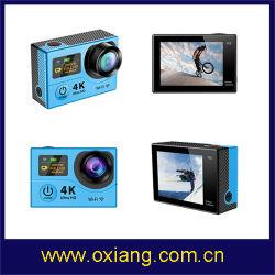 Gopro Hero4 WiFi estilo Sport 4k cámara 1080p 60fps Cámara Acción Ox-H3