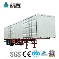 Très bon marché pour le circuit de la remorque de camion de conteneurs 10-100 tonne