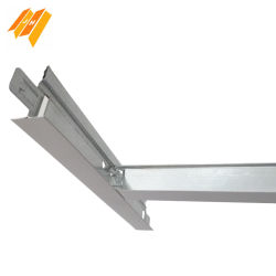 Griglie della sospensione del soffitto (T24, T15mm)