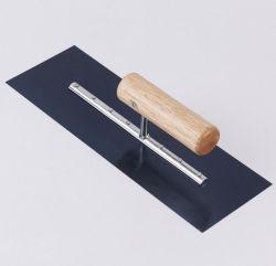 Construcciones plana de alta dureza, herramientas de enyesado Paleta con mango de madera