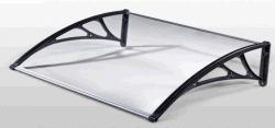 Высококачественный алюминиевый корпус окна тент