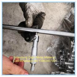 L'AISI 1215 bar en acier étiré à froid sans tige en acier de coupe