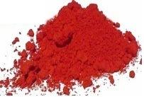 أحمر صبغي 185 للبلاستيك والأحبار والترسخ