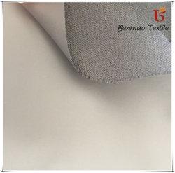 Kintted tissu de polyester avec revêtement PU Film Transfert pour l'imperméable