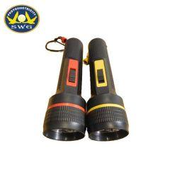 Goedkopere 2D Batterij 3 de LEIDENE Plastic Toorts van het Flitslicht