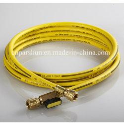 """33"""" de mangueira de carga CA definido para a condição de ar HVAC refrigerante R12 R22 R134A"""
