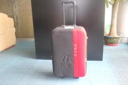 エヴァの荷物SKDの安い価格のトロリー荷物の熱い販売旅行荷物