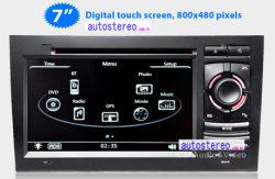 Sistema Multimedia para coche Audi A4 coche reproductor de MP4
