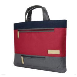 13 Inch populaire sac à bandoulière de couleur des sacs à main CAS Sac messager pour ordinateur portable (FRT3-302)
