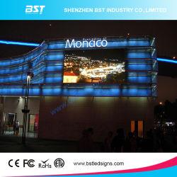 Imperméable P10mm LED SMD3535 Outdoor Centre de la publicité pour panneaux Comercial