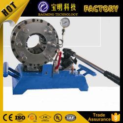 Salvare lo strumento di piegatura idraulico manuale portatile del tubo flessibile di fino a 30%