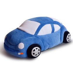 cadeau de promotion de la Chine en peluche personnalisé voiture jouet en peluche avec la CE
