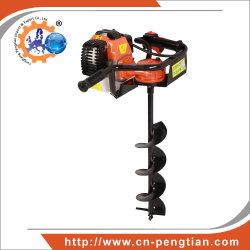 Сад инструмент 101-44f 52cc отверстие водить самосвал с 100мм &150 мм и 200 мм биты шнека