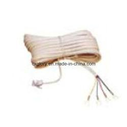 Conecte o cabo de extensão de espigões de pá