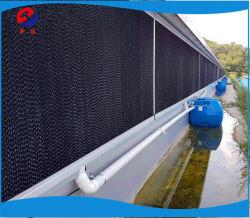 Канал охлаждения бумаги для системы вентиляции с алюминиевой рамкой для домашней птицы оборудования