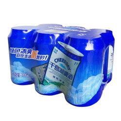 Abv3.1% 330ml 6*4 lata de cerveza de supermercados- Hot vendiendo el producto