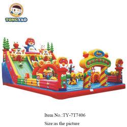 トンヤオ族の子供たちの素敵なインフテーブルキャッスル / インフテーブル・ジャンプ城
