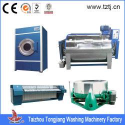 Máquina de Lavar Comercial Industrial de Lãs de Matéria Têxtil/máquina Usada Hotel da Lavanderia