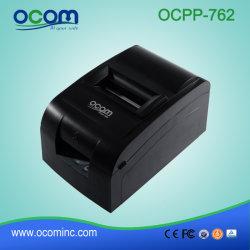 シリアル・インターフェイスが付いているOcpp-762 76mmのドットマトリックスプリンター