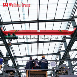 Gru a ponte industriale generale di Lda 20t della strumentazione di alta qualità di Weihua con la gru elettrica