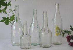 食糧飲料の飲み物のペットボトルウォーターのびんのビール瓶のためのガラスビン