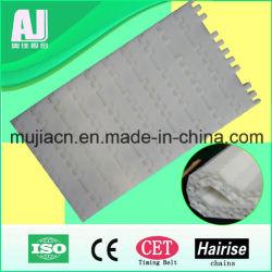 Topo sólido 7705 Tapete Plástico Modular para máquinas de enchimento