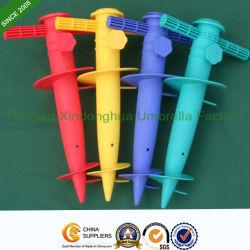 ABS de Plastic Jenever van uitstekende kwaliteit van Soportes van de Paraplu voor Parasol van de Zon van de Paraplu van het Strand de Openlucht (ub-002P)