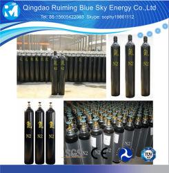 Industriële Hoge Zuiverheid 99.999% van het Gas van het Argon van het Gas van de Zuurstof van de Stikstof van de Zuiverheid