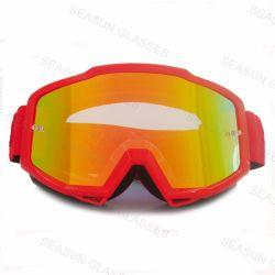 Gafas de motocicleta de carreras de Snowboard gafas Gafas de Cafe Racer Motocross Dirt Bike Sport Motor culos al aire libre