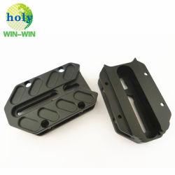 Fraisage CNC en alliage métallique en aluminium pour l'usinage de pièces