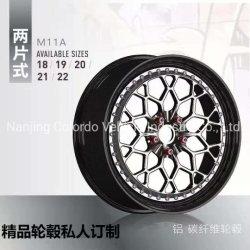 18-22 pouces ultraléger Roues en alliage de voiture en fibre de carbone pour le BENZ /jantes en alliage