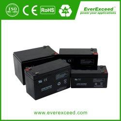 Van de Micro- van Aino van Everexceed AGM van de Telecommunicatie Noodsituatie van de Waaier UPS Lichte 12V 14ah Navulbare Batterij