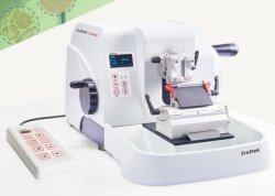 Pathologisches halbautomatisches Rotary Microtome im 3-Modus