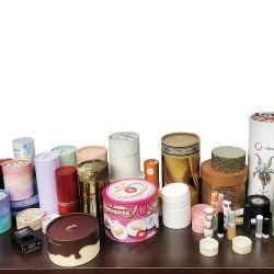 Verpakkende Vakje van de Gift van de Container van de Lipgloss van de Buis van het Voedsel van de Wijn van het Document van de Thee van het Karton van het Parfum van het Vakje van de Juwelen van de douane het Biologisch afbreekbare Golf Kosmetische