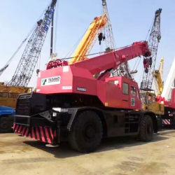 Utiliza 50ton grúa todoterreno Tadano Tr-500ex grúa Camión de segunda mano
