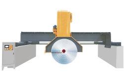 Bloco de mármore granito de eficiência da Ponte da lâmina do cortador de blocos múltiplos