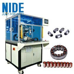 Caixa de Segmento Linear Agulha do Estator Máquina de enrolamento para BLDC Motor Aberto Pole Estator enrolamento da bobina