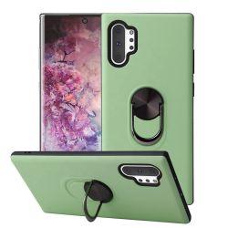 La armadura para teléfono celular Samsung Nota cubierta 10 Plus