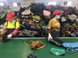 Grau a utilizadas roupas em segunda mão sacos de vestuário