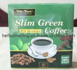 فقدان الوزن الصحي القهوة الخضراء قليلة السمك تنير القهوة