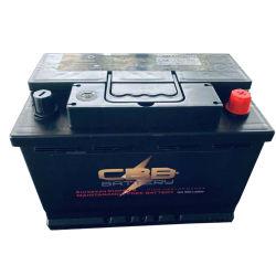 DIN70 Qualité parfaite auto voiture batterie AGM 12V 70Ah