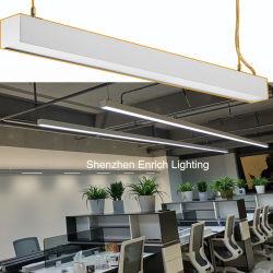 O modelo mais recente pode ser suspensa LED série 7575Luz Linear