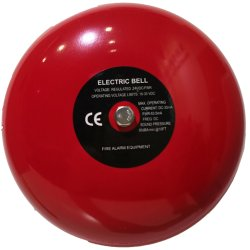 Alto fuoco Bell elettrico dell'altoparlante forte di sensibilità per il sistema di allarme