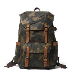 Étanche Daypack randonnée en cuir de l'Armée de camouflage militaire-888019 Sac à dos de plein air (RS)