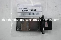 Débitmètre d'air électrique bon marché 22680-7S00A pour Nissan Tiida