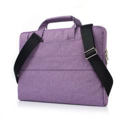 Il Portable impermeabile del messaggero insacca il sacchetto del computer portatile di affari degli uomini del taccuino per l'aria di MacBook con la cinghia di spalla registrabile per unisex su Wotk