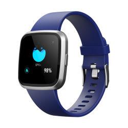 Bluetooth 4.0 Iphones와 Smartphones 인조 인간 잠 Moni 모든 지능적인 시계를 위한 반대로 분실된 보수계 SIM 카드 2g GSM 음성 대화식 SMS 중력 센서
