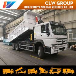 40ton Sinotruk HOWO 6*4 Frontais Tipping Caminhão Basculante Transporte de construção de Mineração